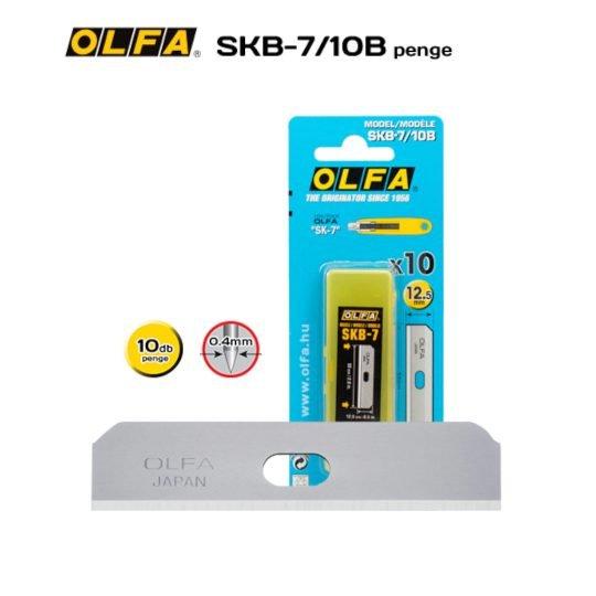 Olfa SKB-7/10B - Biztonsagi penge