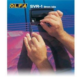 Olfa SVR-1 - 9mm-es standard kés / sniccer