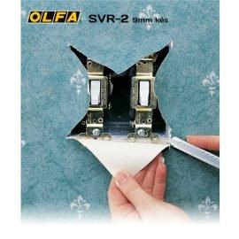 Olfa SVR-2 - 9mm-es standard kés / sniccer
