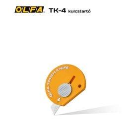 Olfa TK-4 - Kulcstartó kés