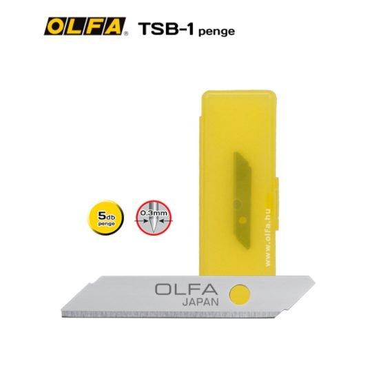 Olfa TSB-1 - Riccelő penge