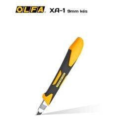 Olfa XA-1 - 9mm-es standard kés / sniccer