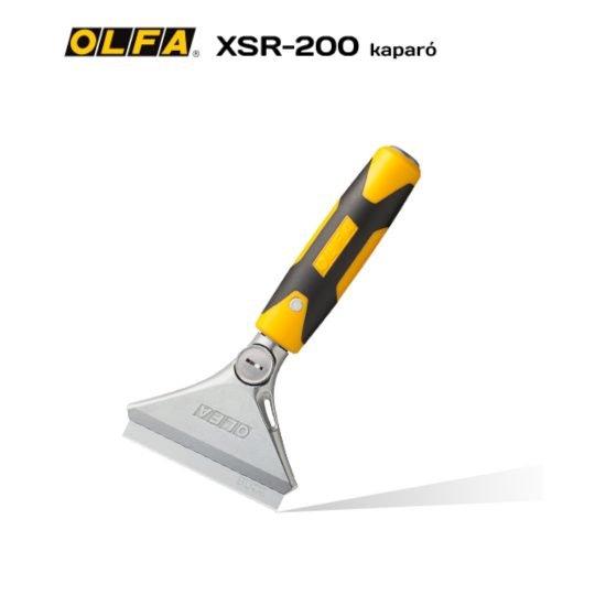 Olfa XSR-200 - Kaparó