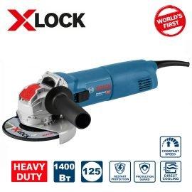 Bosch GWX 14-125 Sarokcsiszoló