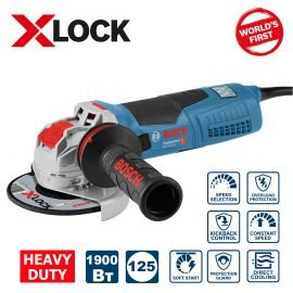Bosch GWX 19-125 S Sarokcsiszoló