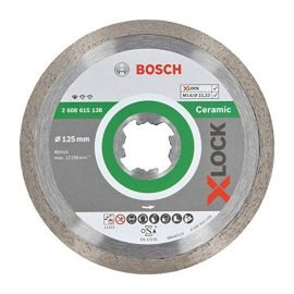 Bosch X-LOCK Standard for Ceramic gyémánt vágótárcsa 125 x 22,23 x 1,6 x 7 mm