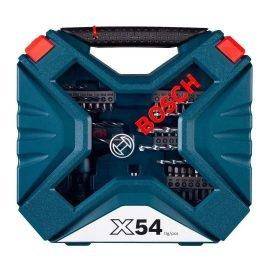 Bosch 54 részes X-Line fúró- és csavarozókészlet