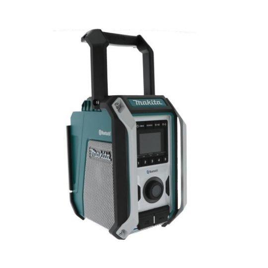 Makita DMR114 Digitális Bluetooth Akkus Rádió