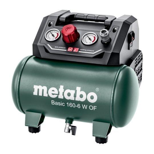 Metabo BASIC 160-6 W Kompresszor