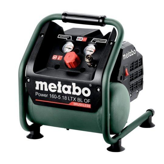 Metabo Power 160-5 18 LTX BL Akkus kompresszor