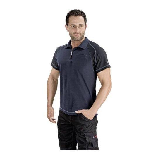 Bosch póló sötétkék 2XL