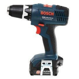 Bosch GSR 14,4-2-Li Akkus fúró-csavarbehajtó