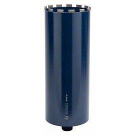 """Bosch 1 1/4"""" Best for Concrete UNC gyémánt nedves fúrókorona 186 mm, 450 mm, 13 szegmens, 11,5 mm"""