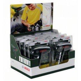 """Bosch 10 részes """"Pocket"""" csavarozófej-készlet"""