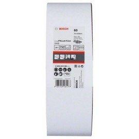 Bosch 10 részes X440 csiszolószalag készlet 75 x 533 mm, 60