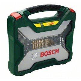 Bosch 100 részes X-Line készlet, titán