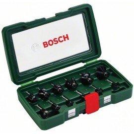 """Bosch 12 részes TC marófej készlet (1/4""""-os szár)"""