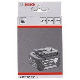 Bosch 14,4 V-os betolható akkuegység Heavy Duty (HD), 4,0 Ah, Li-ion, GBA M-C