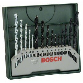 Bosch 15 részes Mini-X-Line vegyes készlet