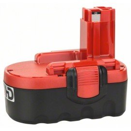 Bosch 18 V O-alakú akkuegység Standard Duty (SD), 2,6 Ah, NiMH