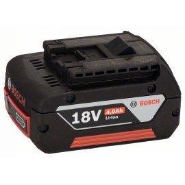 Bosch 18 V-os betolható akkuegység Heavy Duty (HD), 4,0 Ah, Li-ion, GBA M-C