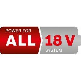 Bosch 18 V-os lítium-ionos rendszertartozék Kezdőkészlet: 18 V (2,5 Ah + AL 1830 CV)