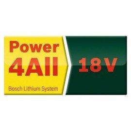 Bosch 18 V-os lítium-ionos rendszertartozék PBA 18V 2.5Ah W-B akkuegység