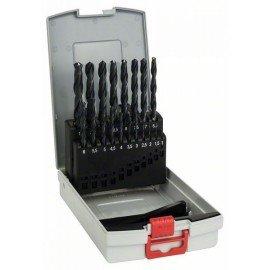 Bosch 19 részes ProBox HSS-R fémfúró készlet, DIN 338 1-10 mm