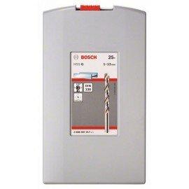 Bosch 25 részes ProBox HSS-G fémfúró készlet, DIN 338, 135° 1-13 mm