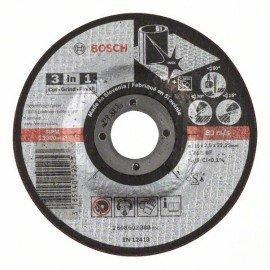 Bosch 3 az 1-ben darabolótárcsa A 46 S BF, 115 mm, 2,5 mm