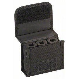 Bosch 3 részes dugókulcsbetét-készlet 85 mm; 17, 19, 21 mm