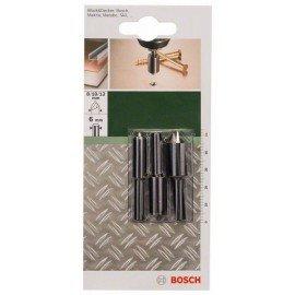 Bosch 3 részes kúpos süllyesztőkészlet 1 vágóéllel 8,0; 10,0; 12,0 mm