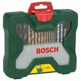 Bosch 30 részes X-Line készlet, titán