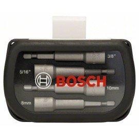 Bosch 4 részes dugókulcskészlet 65 mm; 8, 10 mm