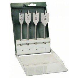 Bosch 4 részes lapos marófúró készlet 16,0x160;22,0x160;25,0x160;32,0x165