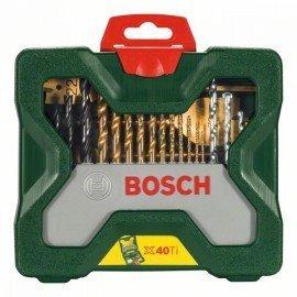Bosch 40 részes X-Line készlet, titán