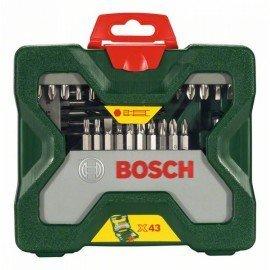 Bosch 43 részes X-Line hatszögletűfúró-készlet