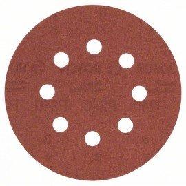 Bosch 5 részes csiszolólapkészlet excentercsiszolókhoz G= 240