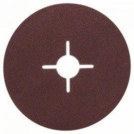Bosch 5 részes fíber csiszolótárcsa-készlet sarokcsiszolókhoz, korund D= 125 mm; G= 80, 5 db