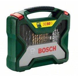 Bosch 50 részes X-Line készlet, titán