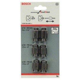Bosch 6 részes átmeneti adapterkészlet -