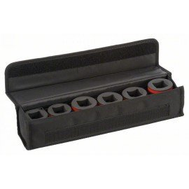 Bosch 6 részes dugókulcsbetét-készlet 60 mm; 24, 27, 30, 32, 36, 41 mm