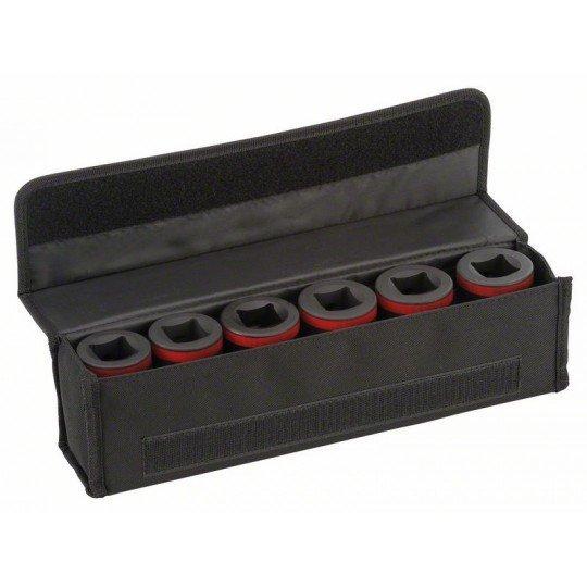 Bosch 6 részes dugókulcsbetét-készlet 90 mm; 24, 27, 30, 32, 36, 41 mm