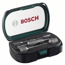Bosch 6 részes dugókulcskészlet