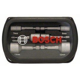 Bosch 6 részes dugókulcskészlet 50 mm; 6, 7, 8, 10, 12, 13 mm