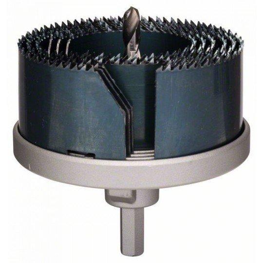 Bosch 6 részes körkivágó készlet 46; 53; 60; 67; 74; 81 mm