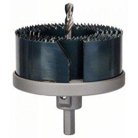 Bosch 6 részes körkivágókészlet 46; 53; 60; 67; 74; 81 mm