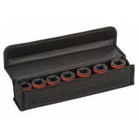 Bosch 7 részes dugókulcsbetét-készlet 50 mm; 19, 22, 24, 27, 30, 32, 36 mm