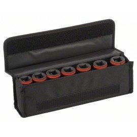Bosch 7 részes dugókulcsbetét-készlet 90 mm; 19, 22, 24, 27, 30, 32, 36 mm
