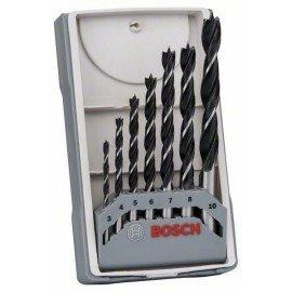 Bosch 7 részes fafúrókészlet 3,4,5,6,7,8,10